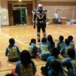 日本橋小学校(合宿) 2012年7月28日