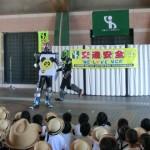 浪速警察署 秋の交通安全パレード(交通安全教室) 2012年9月21日