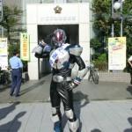 浪速警察署 交通運動 2012年9月27日