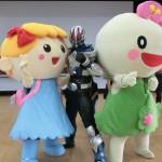 天王寺動物園&阿倍野区役所 親子フェスタ 2012年10月27日
