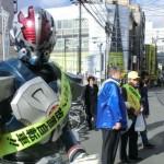 サイクルタイムズ大阪難波オープンイベント 2012年12月19日