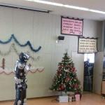 堀江幼稚園(西警察) 2012年12月21日