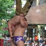 うえほんまちハイハイタウン プロレスリング紫焔 2013年7月14日