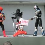 ローカルヒーロー・クロスオーバー(青山剛昌ふるさと館) 2013年9月16日