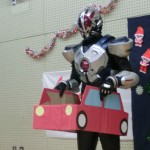 西区 堀江幼稚園&梅田クリスマスイベント 2013年12月25日