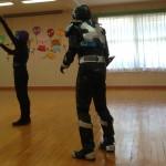 富田林警察 春の地域安全運動 2016年4月20日